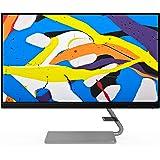 """Lenovo Q24i-1L Monitor - Display 23.8"""" Full HD/IPS,1920x1080, Bordi Ultrasottili, FreeSync, 4ms, 75Hz, Cavo HDMI, Input HDMI"""