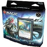 Magic The Gathering Commander Legends: Verzamel de vruchten van de geverfde, deck met 100 kaarten, 1 premium commandant, blau