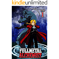 Shounen Fantasy Manga: Brotherhood: Fullmetal Alchemist Vol. 1