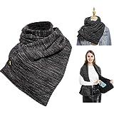 HSKB Multifunktions Schal für Damen Loop Schal viele Farben tolle Muster Schlauchschal Halstücher/Schlauchschal/Damen…