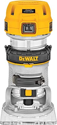 Dewalt D26200/Qs Freze Makine, Sarı/Siyah