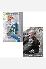Vladimir Putin Life Coach, Beautiful Poetry Of Donald Trump 2 Books Collection Set Hardcover