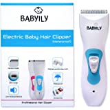 Babyily Rechargeable Baby Hair Trimmer - Blue