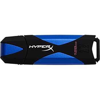 HyperX 3.0 Datatraveler Clé USB Gaming 128 Go DTHX30