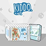 Kiddo by ABU Luiers - Pack van 10 (Medium)