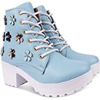 KRAFTER Boots for Women Highly Comfortable and Reasonable