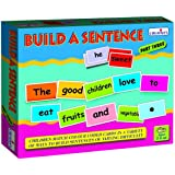 Creative Educational Aids P. Ltd. Build A Sentence - 3 (Multi-Color, 60 Pieces)