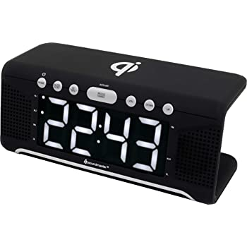 samsung wireless charger clock radio
