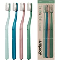 Jordan ® | Spazzolino manuale Green Clean | Spazzolino da denti sostenibile realizzato con materiali riciclati…