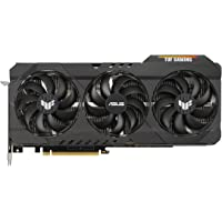 ASUS TUF GeForce RTX 3080TI 12 GB OC Version Gaming Grafikkarte (Nvidia Ampere, PCIe 4.0, DLSS, Raytracing, GDDR6X…