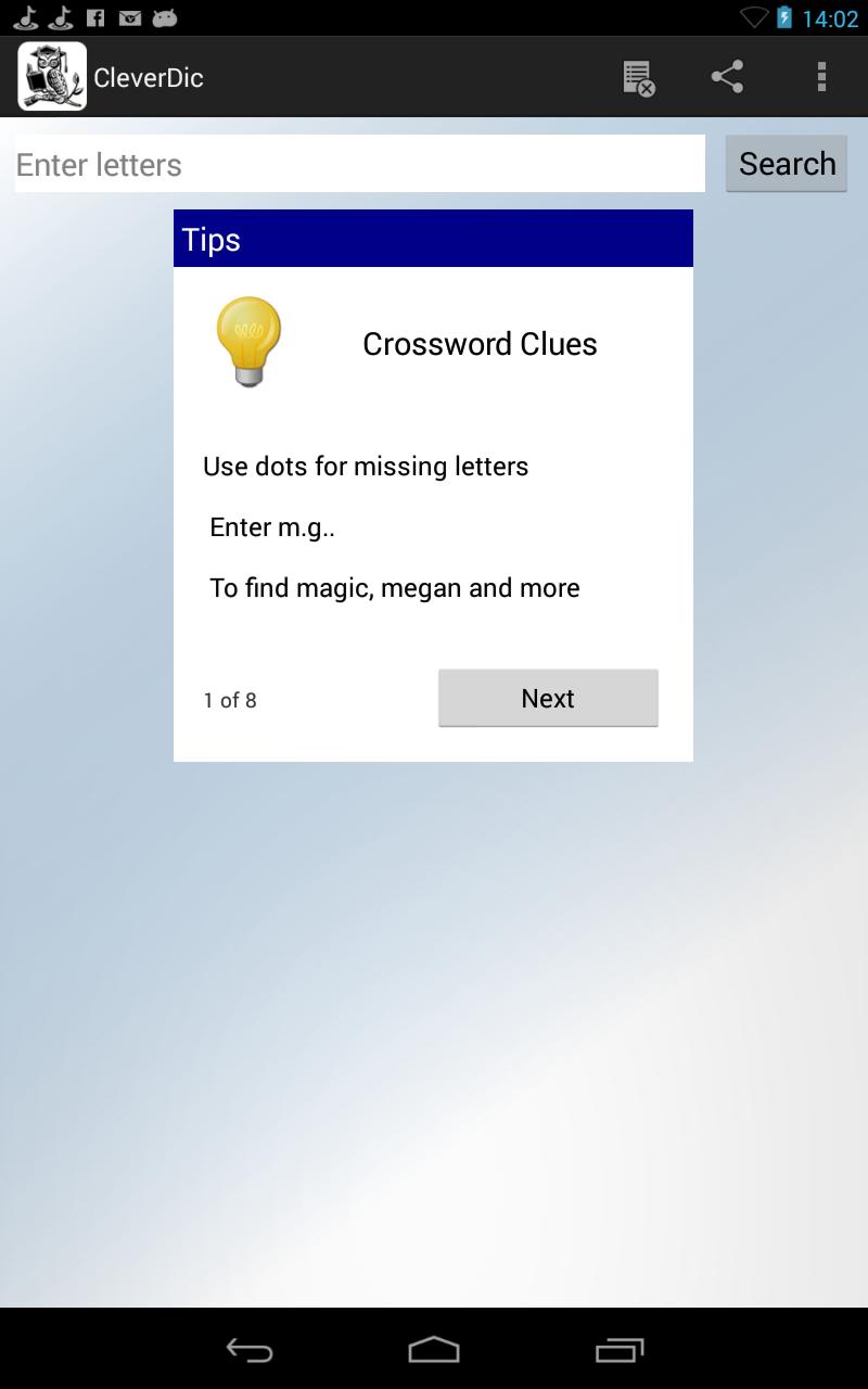 Crossword Solver