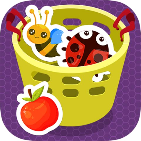 Kids Objects Sorting Game Pro