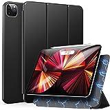 ZtotopCases Funda para iPad Pro 11 Pulgadas 2021/2020, Cubierta Protectora de Soporte Triple con Auto-Sueño/Estela, Ultrafina