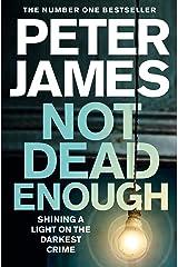 Not Dead Enough (Roy Grace Book 3) Kindle Edition