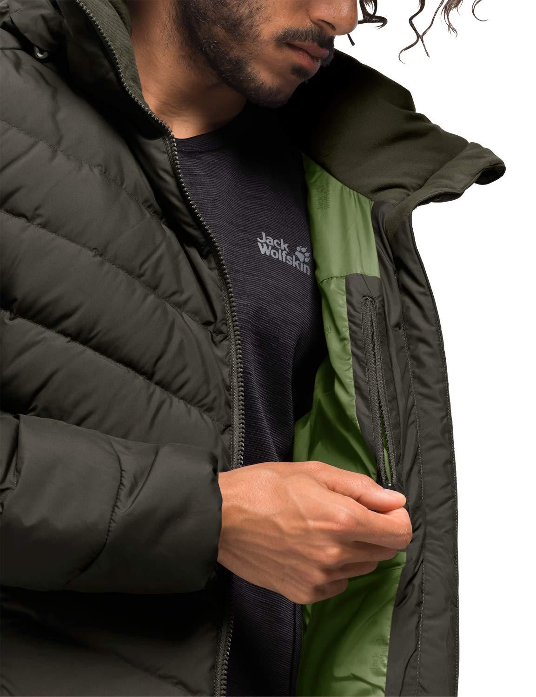 71F1aRVpSDL - Jack Wolfskin Fairmont Men's Jacket