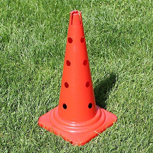 Bild von: Kombi-Kegel 50 cm in 4 Farben, für Agility - Hundetraining (rot)