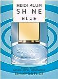 Heidi Klum Shine Blue EdT 15 ml, 1er Pack (1 x 15 ml)