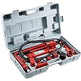 la Riparazione del Telaio e la Costruzione VEVOR Kit di Attrezzi per la Riparazione di Gatti Idraulici 2.0M Porta Power Set Auto Tool 12 Ton Perfetto per la Riparazione del Corpo
