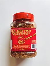H.S Dry Fish Dry Prawns Chutney (Ready to Eat) 100g