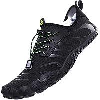 Lvptsh Water Shoes Men Women Barefoot Sports Aqua Shoes Beach Swim Shoes Quick Drying Aqua Socks Pool Surf Yoga Running…