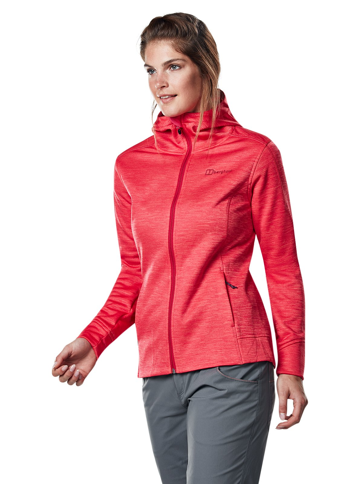 71F3U2v8UyL - Berghaus Women's Kamloops Full Zip Fleece Jacket