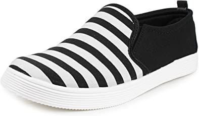 BEPS Stylish & Fashionable Fabric Loafer's For Women