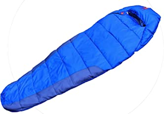 Saiyam Camping Sleeping Bag - Envelope Mummy Outdoor Lightweight Portable Waterproof Perfect for Traveling, Camping, Hiking Activities