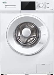 Terim Front load Washing Machine 8.5Kg, 1200 RPM, White, TERFL91200