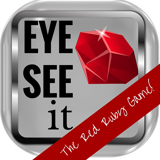 Eye See It - The Red Ruby Game (Ruby-see)