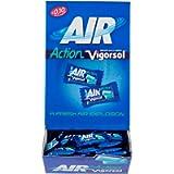 Vigorsol Air Action Gomme da Masticare Senza Zucchero, Chewing Gum Gusto Menta, Confezione da 250 Pezzi da 2 Gomme…