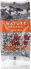 Nature Organic Black Split With Skin Urad Dal, 500 grams