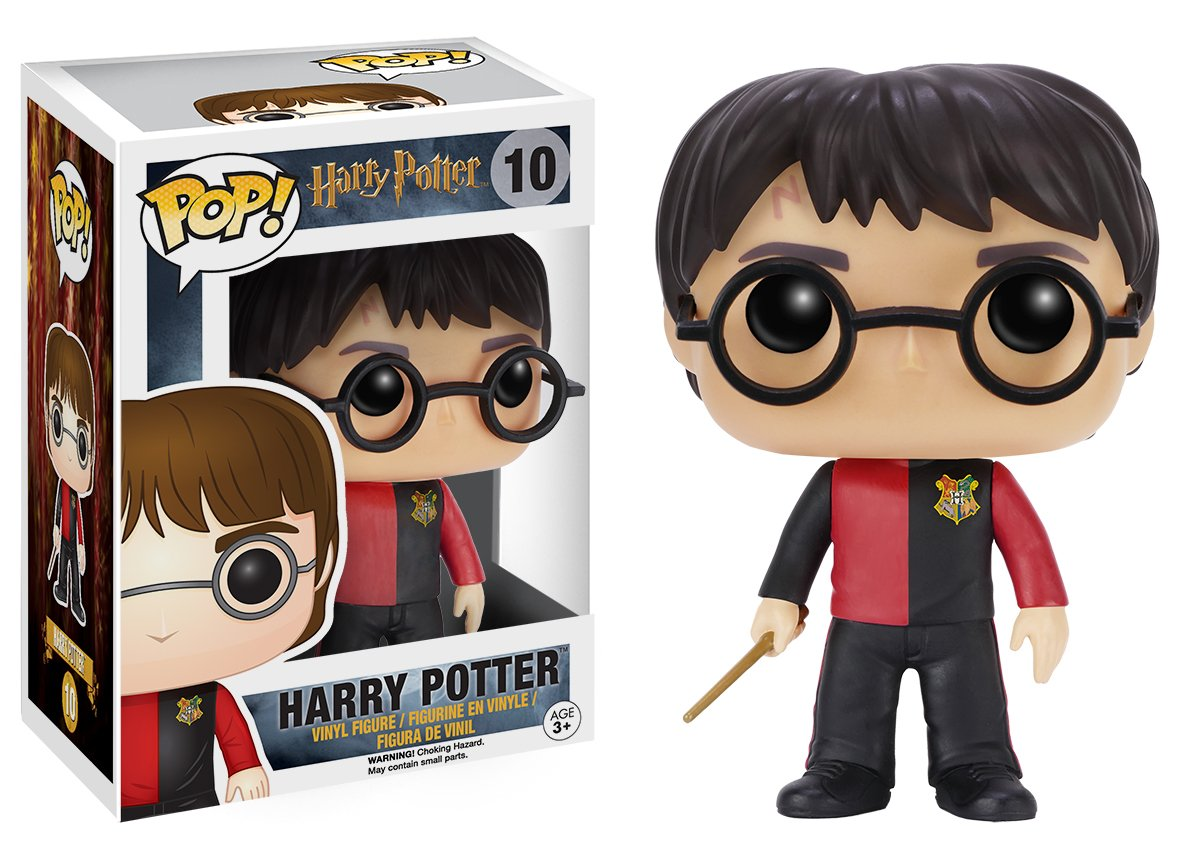 Funko Pop Harry Torneo 3 Magos (Harry Potter 10) Funko Pop Harry Potter