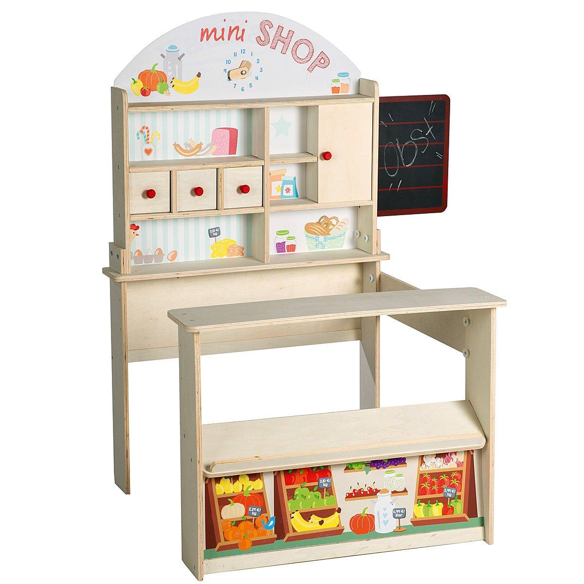 Kaufladen holz - roba Kaufladen Minishop