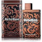 Chris Adams Rebellion Eau De Toilette For Men, 100Ml