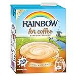 Rainbow for Coffee Evaporated Milk - 186ml