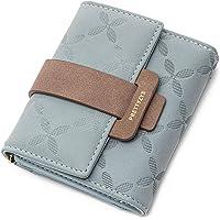 Portafogli da donna,JOSEKO portafogli da donna piccoli con cerniere, porta carte, portafogli in pelle PU per ragazze…