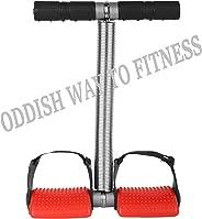 ODDISH Men and Women's Single Spring Tummy Trimmer Abdominal Exerciser Fitness Equipment