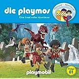 Die Playmos - Folge 61: Ein Insel voller Abenteuer (Das Original Playmobil Hörspiel)