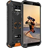 "OUKITEL WP5 Rugged Smartphone in Offerta,5.5"" FHD+ IP68 Outdoor Smartphone Robusto,Batteria da 8000 mAh 4 LED Flash Cellulare"