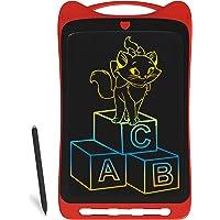 Richgv® Dessin Animé Tablette d'écriture LCD colorée, Tablette Graphique de 12 Pouces Digital Ewriter, Tablette de…