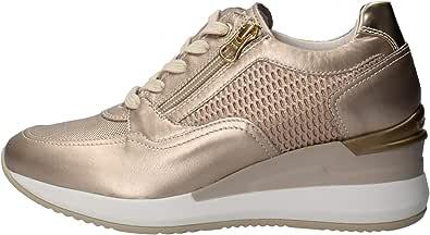 Nero Giardini E010466D Sneakers Donna in Pelle