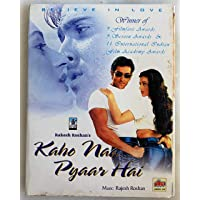 Kaho Naa Pyaar Hai [Movie Video CD]