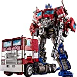 BSTCAR Optimus Prime Transformer Figur Transformer Robot Coche Deformado Coche Robot Transformadores Juguetes Regalo para Niñ