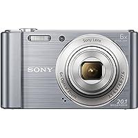 Sony DSC-W810 Digitalkamera (20,1 Megapixel, 6x optischer Zoom (12x digital), 6,8 cm (2,7 Zoll) LC…