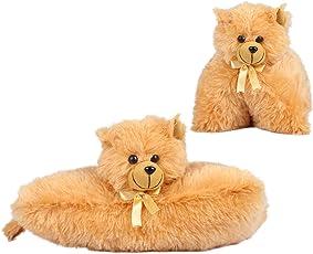 Ultra Cat Cushion, Brown (28cm)