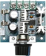 Zibuyu 12V24V30V40V Dc Motor Speed Governor Pwm Controller 10A