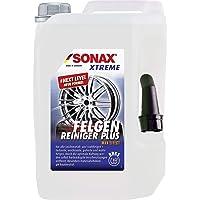SONAX XTREME Felgenreiniger PLUS (5 Liter) - effiziente Reinigung aller Leichtmetall- und Stahlfelgen sowie lackierte…