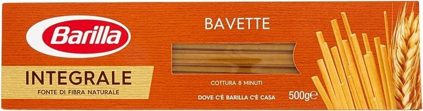 Barilla Bavette Pasta di Semola Integrale di Grano Duro - 500 gr