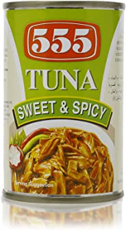 555 Tuna Sweet And Spicy  - 155 gm