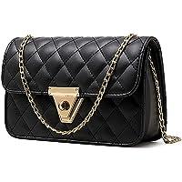 Fargo Leatherette Side Sling Bags For Women's Ladies (Black_FGO-275)